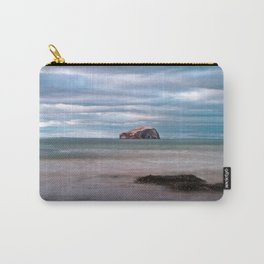 The Bass Rock from Seacliff Carry-All Pouch