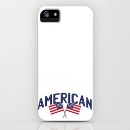 4th Of July Independence Day American iPhone Case