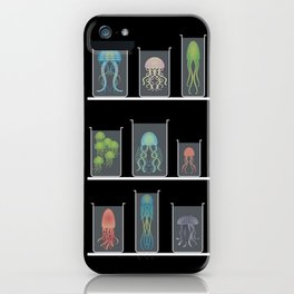 Jellyfishes Collection iPhone Case