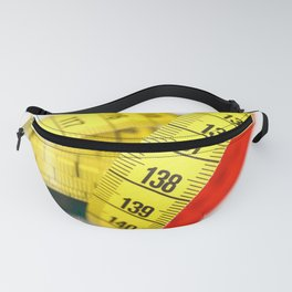 Measuring tape Fanny Pack