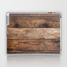 Vintage Wood Laptop & iPad Skin