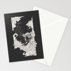 Ridin' The Storm Out Stationery Cards