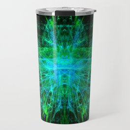 Nightlight Butterfly Travel Mug