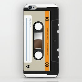 K7 cassette 8 90 iPhone Skin