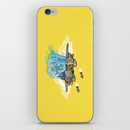Our Gelatinous Leader iPhone Skin