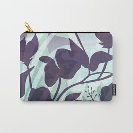 Sassy Sedge - cool colors Carry-All Pouch