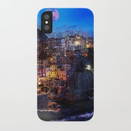 Dream Holidays iPhone Case