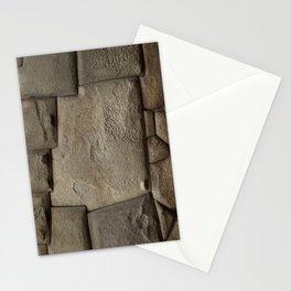 Twelve Sided Inca Stone Stationery Cards