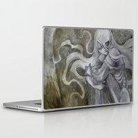 ghost Laptop & iPad Skins featuring Ghost by Savannah Horrocks