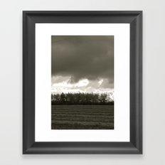 Latter Rains Framed Art Print
