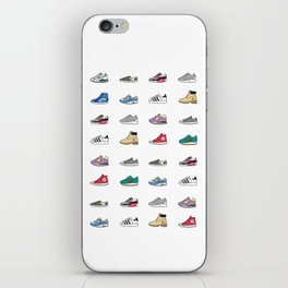 Kicks iPhone Skin