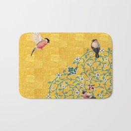 Persian Illustration Bath Mat