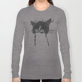 Yeti the Sweetest Cat Ever Long Sleeve T-shirt