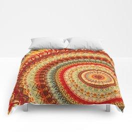 Mandala 321 Comforters
