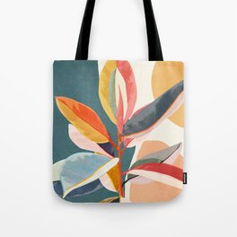Colorful Branching Out 01 Tote Bag