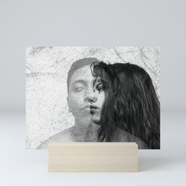 I'VE BEEN SEING YOUR SOUL 5 Mini Art Print