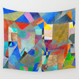 Harlequin Wall Tapestry
