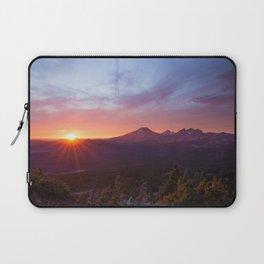 Sunset Summits Laptop Sleeve