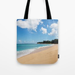 Tunnels beach Tote Bag