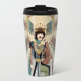 Henry Paget staring contest Travel Mug