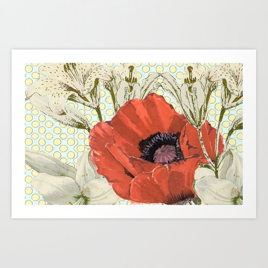 Be sure you count Art Print