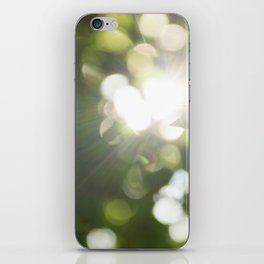 Shine iPhone Skin