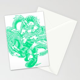 Lonely Hydra Stationery Cards