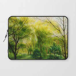 Waiting for Spring Laptop Sleeve