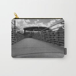 Bridge in Kingsley Falls, #Canada Carry-All Pouch