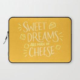 Cheese Dreams Laptop Sleeve