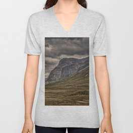 Anybody Out There? Unisex V-Neck
