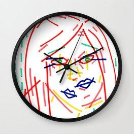 Tilde Wall Clock