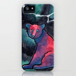 Constellation Ursa Minor iPhone Case