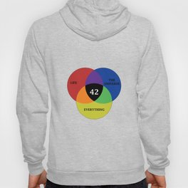 42 is the answer Hoody