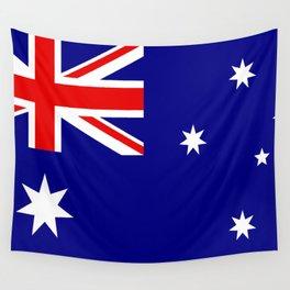 Australian Flag Wall Tapestry