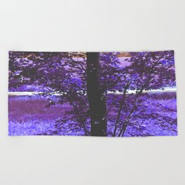 Tree Of Life II Beach Towel