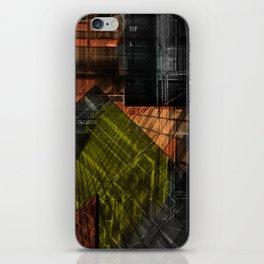 Deeper Heights 1 iPhone Skin