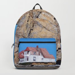 Living at the End of the World Backpack