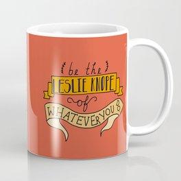 Leslie Knope Coffee Mug