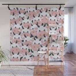 Herd of Cows Wall Mural