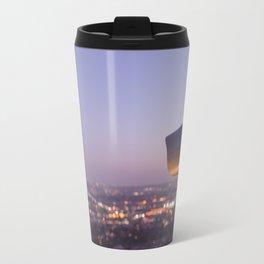 Angel City Lights, L.A. at Night, No. 3 Travel Mug