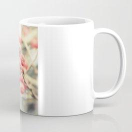 Beautiful Red Berries in the Sunshine Coffee Mug