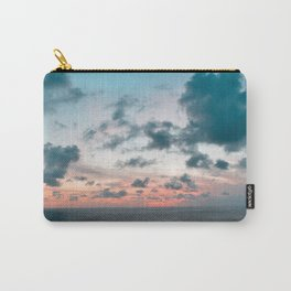 Somewhere Over The Sunset Carry-All Pouch