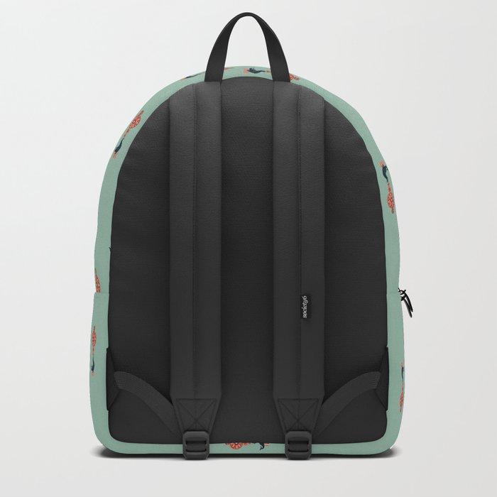 Circus Seal Backpack