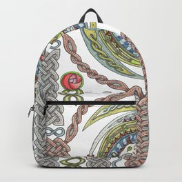 Celtic Dragons Backpack