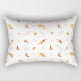 Watercolor autumn Rectangular Pillow