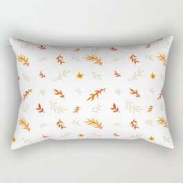 Watercolor autumn Rectangular Pillow