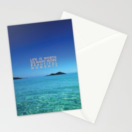 Beautiful Moments Stationery Cards