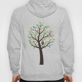 The bird tree guardian Hoody