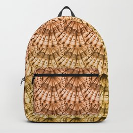 Dystopian Conch - Lavender Backpack
